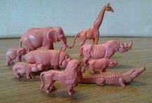 Мое.Советские цельнолитные резиновые игрушки / Игрушки небольшого размера, авторские фотографии. Рассмотрю вопросы обмена или покупки/продажи...