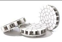 DSA: Semi-automatic bun divider with removable press (bakery machine) / DSA, Semi-automatic bun divider with removable press, Dough divider, bread divider, bakery divider, Ferneto, bakery machine