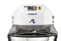 AFR: Amasadora espiral (maquinaria panadería) / Amasadora espiral, amasadora de pan, amasadora de panadería y panificación, amasadora de masa, amasadora industrial de pan, maquinaria panadería, equipamiento panadería, AFR, Ferneto