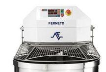 AFR: Pétrin à spirale (machine boulangerie) / Pétrin à spirale, pétrin du pain, pétrin pour boulangerie, pétrin industriel, machine pour boulangerie, équipement boulangerie, AFR, Ferneto