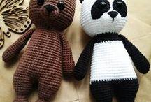 amigurumi patterns / Crochet toy amigurumi patterns