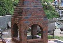 Outdoor Fireplaces / beautiful outdoor fireplaces for your patio entertaining