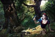 Annie Liebovitz's Disney Dream Portrait Series