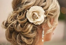 Bride hairstyle / The perfect hairstyle for the perfect bride