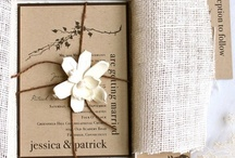 Wedding invitations / Find the right invitation for your wedding