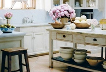 Kitchen ~ Cuisine ~ Kuchyňa / The kitchen is the ♥ of the home.