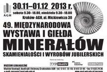 Wystawy i eventy / Lapis Shop pojawia się na wystawach kamieni i minerałów oraz bierze udział w różnego rodzaju wydarzeniach medialnych w całej Polsce.