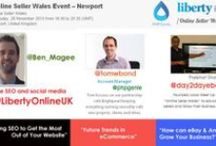 Online Seller Wales - Newport / Newport's first Online Seller Wales event! We are teaming up with PHP Genie to offer you a fantastic venue and exciting local speakers:   Future Trends in eCommerce Tom Bond, PHP Genie Using SEO to Get the Most Out of Your Website Ben Magee, Liberty Marketing How can eBay & Amazon Grow Your Business? Prabhat Shah, Daytodayebay