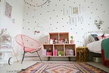 Sweet home :: for kids  / decoration ideas for house with kids