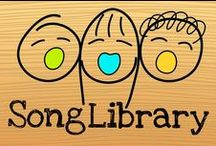 New songs for children to sing / Songs from the SongLibrary for children 5 to 12 years. A great resource for music teachers.
