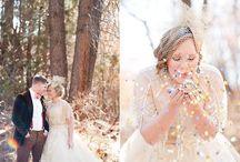 Thema wedding: color