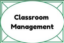 Classroom Management / by Lauren Elizabeth