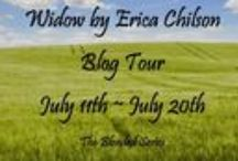 Widow Blog Tour / Widow by Erica Chilson Blended Series #2 Blog Tour July 11th - July 20th