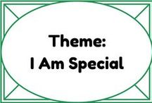 Theme: I Am Special / by Lauren Elizabeth