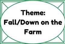 Theme: Fall/Down on the Farm / by Lauren Elizabeth
