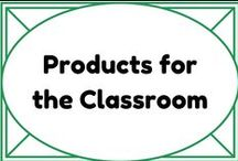 Products for the Classroom / by Lauren Elizabeth