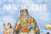 The New Yorker / Magazine cover