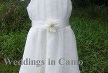 Rustic Attire / Country weddings and camo weddings