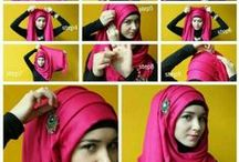 Tutorial Jilbab Hijabers Community