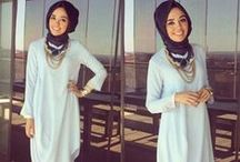 Hijab Fashion & Muslim Style Dresses