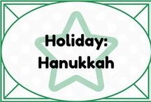 Holiday: Hanukkah / by Lauren Elizabeth