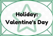 Holiday: Valentine's Day / by Lauren Elizabeth