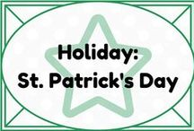 Holiday: St. Patrick's Day / by Lauren Elizabeth