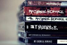 My Chemical Romance / by Ï Cøuldn't Thīnk Øf Å Nãmê.