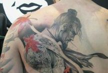 tattoo / by Klandestina