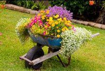 Puutarha-askartelua - DIY gardening projects