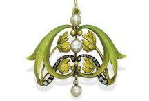 Inspiration - Jewellery / Jewellery past and present