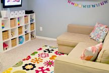 Playroom / Ideas | Accessories | Storage | Decor | Toddlers | Girls and boys | Organisation | Ikea | DIY | Hacks