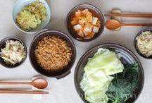 Korean recipes / Recipes for everyday Korean cooking, using local, seasonal, healthy ingredients.