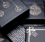 ♡ Inspiration/Tutorials - Gift Wrapping