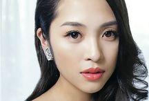 Bridal Makeup Asian