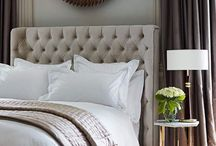 Master Bedroom Ideas / Ideas | Decor | Couples | Small Rooms | Colour Schemes | Storage | Master | Dream | Luxury | Neutral | Elegant