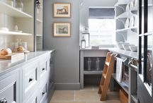 Larder | Pantry Ideas / Cupboard | Ideas | Decor | Accessories | Walk in | Organisation | Unit | Pantry | Kitchen | Storage | Room | Built in | Shelves