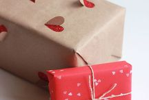 gift ideas + wrapping + diy