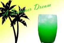 Hot in the City / It is hot in NYC during the summer months. Relish brings you refreshing drinks to cool you off!