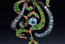 Classic Gemstones / Emerald, Garnet, Jade, Lapis, Pearl,  Ruby, Sapphire, & Topaz / by Carolyn Anders