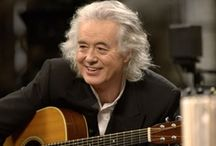 James Patrick Page & Led Zeppelin / My favorite Pics of Jimmy Page - Legendary Guitarist and Founder of Led Zeppelin / by Brenda Guild