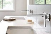 Gloss Tapware Collection / Kitchen, bathroom and laundry ideas and inspiration