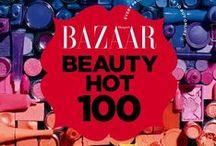 Harper's Bazaar Beauty Hot 100 Winners 2013 / We're extremely proud to carry 16 of Harper's Bazaar Beauty Hot 100 - Harper's Bazaar indispensable guide to the best of the best in beauty.