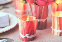 Entertaining- Décor / Bring your event together with decor that is sure to impress!