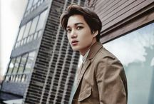 Kai / For the one and only Kim Jongin