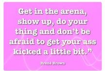 Brene Brown Stuff