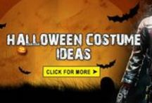Halloween Shopping 2017 / Get a scary look this year #Halloween2017 with a vast range of superhero and scary costumes of movie and celebrities.