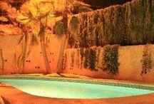 Vakantiehuizen en hotels / Plaatsen om te relaxen, te schrijven en te werken!