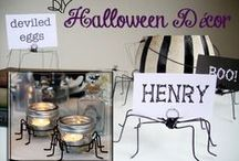 Halloween Special / Everything you need for Halloween entertaining!