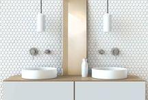 Bathrooms / Bathroom tapware, design, inspiration and ideas